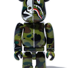 【2月22日(土)】mastermind vs BAPE BE@RBRICK