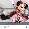 アピールするかのようにディズニージャパンのインスタがニューフェイスミニーを投稿。