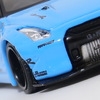 【モデルインプレッション】TSM Mini GT 1/64 LB★Works Nissan GT-R (Light Blue)