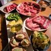 今日の晩ごはん:コロナ禍自粛飯~おうち焼き肉~ 牛タンたくさん