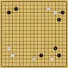 銀星囲碁と一ヶ月ぶりの再戦!