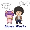 Mossaworksブログ完成。