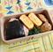 鮭フレークのおにぎりドーン!「柴田徳商店」の曲げわっぱ弁当