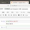 弊社CTOがお勧めする機械学習用Python環境 3