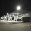 一新!!LED照明設置&新車納車!