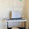 【CASIO電子ピアノ】手軽に気軽に1曲弾いてみたい!