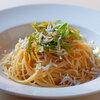 「からすみとしらすの和風ペペロンチーノ・スパゲティ」のご紹介
