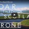 ドローンから眺める美しきスコットランドの大自然