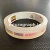 セロテープの断面の顕微鏡写真
