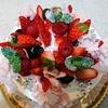 ルクール@津市のベリースペシャルケーキ