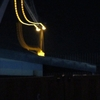 夜の岩国新港(山口県岩国市)5