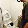 【節約】一歳次男のう◯こで我が家のトイレが詰まった話。