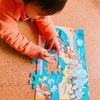 【くもんのパズル】子どもの集中力を甘く見てた・・