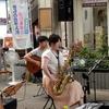トリオ・アナスタシア@ストリート(古町6)☆Niigata Jazz Street 30th 20170715