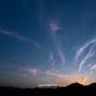 「天空絵巻」 超パワースポット・高麗山聖天院の空