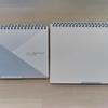 来年の手帳を買いました。愛用の「卓上カレンダーにもなるダイアリー」