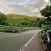 バンナ公園までサイクリング