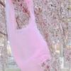 桜色のpaanibag♡