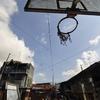 はじめてのストリートバスケはフィリピンで