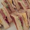 【福岡】グランドハイアット福岡 クラブハウスサンドイッチ