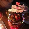 【ダイソーパーティーグッズ】誕生日パーティー!春野菜満載!