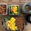 コロナ対策でお弁当生活 | 家族4人分のお弁当記録