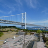 与島パーキングエリアは展望台から瀬戸大橋や瀬戸内海が見渡せる絶景スポットだった!【PA・SA】