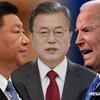 (韓国の反応) 米中双方にとって最大の関心事は「北朝鮮」…。それぞれ「韓国と協力」
