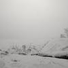 雪の世界はモノクロームがいい!その3 パナソニック DMC-GX8にLUMIX Leica DG SUMMILUX 1.4/12mm