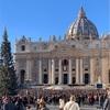 【バチカン】クリスマスにローマ法王に会える!!