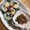 124年ぶり、2月2日の節分に巻き寿司を食べました
