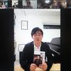 7月7日(火)、ピアニストの高橋望氏による第1回ブック・トーク大会、開催しました