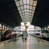 パリ小話 パリの駅