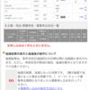 スシロー株の公募価格は3600円。当選しました。