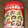 今日のカープグッズ:「先輩の広島土産は打たせま煎餅!」