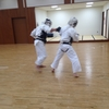 9月2日(土)田町での日本拳法自由会の練習報告