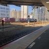JR貨物の北方貨物線の線路を通過する貨物列車です!