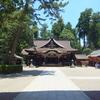 香取神宮に参拝する  近所の神社は香取神社