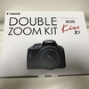 Canon EOS Kiss Digital X7 開封の儀