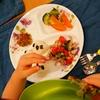青菜嫌いの息子に小松菜をたべさせよう大作戦 納豆のお焼き