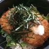 B級グルメ食レポ Dino(そば・丼物など:福井県勝山市)