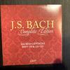 バッハ全集 CD77 カンタータ全集 と 湯シャン開始1月あまり