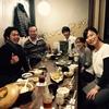 幸田先生と会食 H.29.2.24