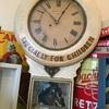 オークションで買った古時計