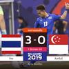 ไทยรัวไม่ซ้ำหน้ากระหน่ำประเทศสิงคโปร์,ลาวกระซวกบรูไน10ตัวศึกกีฬาซีเกมส์