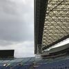 埼玉スタジアム2002・日本最大のサッカースタジアムの「スタジアムツアー」に参加しました!
