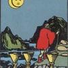 タロットカード:小アルカナ カップの8