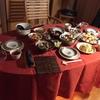 久しぶりのサイトラ会は、日本式のポットラックパーティ