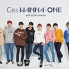 Ce& × Wanna One with SONYUNARA 広告写真