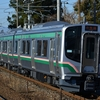 E721系1000番台運用開始
